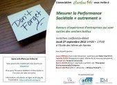 Invitation de la conférence débat du 27 septembre est disponible !