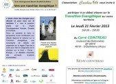 Le 21 février chez COINTREAU – Débat Transition Energétique